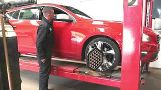 Wheel Alignment - Tawse Tyres, Inverurie