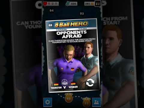 8 Ball Hero - 88 *** 3 Stars