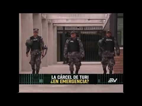 ¿La cárcel de Turi en emergencia?