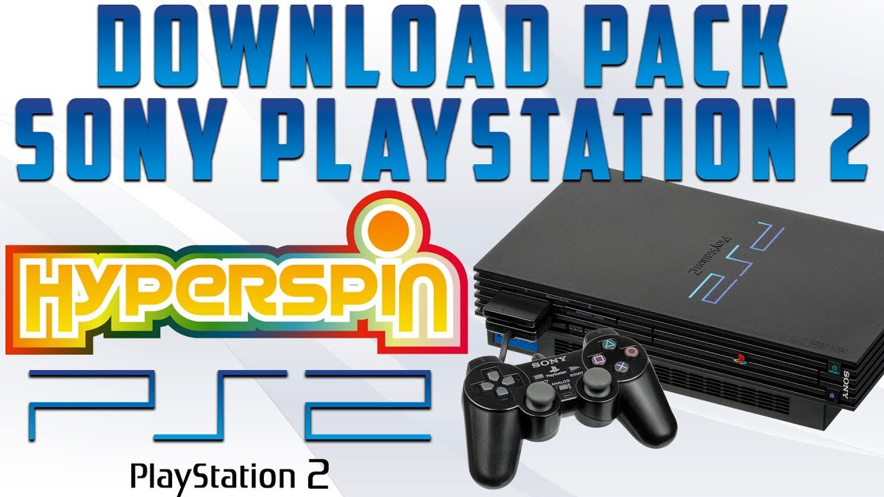 HYPERSPIN / PACK SONY PLAYSTATION 2 / EXCLUSIVO