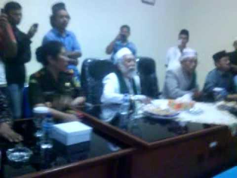 Abuya Muhtadi Menyidang Ki.Junaid Batu Bantar Pand