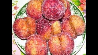Вкусно -  ПЕЧЕНЬЕ домашнее #ПЕРСИКИ Готовим очень вкусное Печенье Пирожные ПЕРСИКИ Рецепт(ДОМАШНЕЕ ПЕЧЕНЬЕ