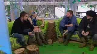 Chemical Brothers Interview - Glastonbury 2007 - BBC Three