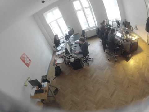 Praxis Berlin VVVV Coding Time Lapse