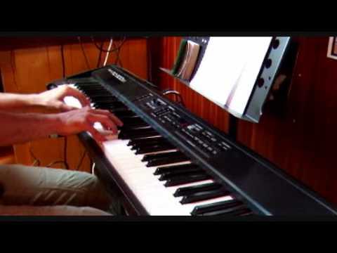 Avishai Cohen Nu Nu piano part