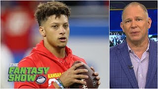Matthew Berry looks at the buy-low window on Patrick Mahomes, Rams WRs | The Fantasy Show