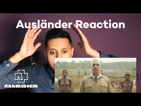 Rammstein - Ausländer - Reaction Video (English)