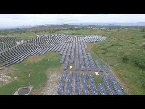 Solar Energy Philippines - Solar Plant in Tarlac City (Armenia)
