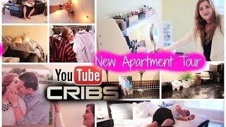 Drunk  Apartment Tour, Cribs Edition!