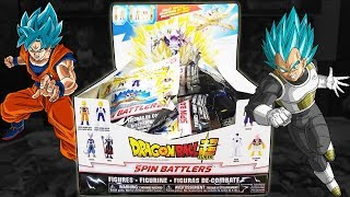 Dragon Ball Super Surprise Blind Bag Opening! Mystery Toy Figure Unboxing