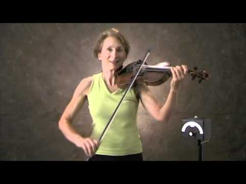 Rubber Dolly Fiddle Lesson with Cross-Shuffle Bowing!