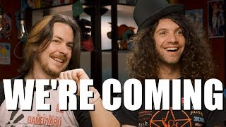 We're coming to YOUR city! Game Grumps Live Tour Dates!!