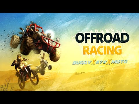 Offroad Racing - Buggy X ATV X Moto Gameplay