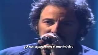 Bruce Springsteen - Streets Of Philadelphia - Subtítulos Español