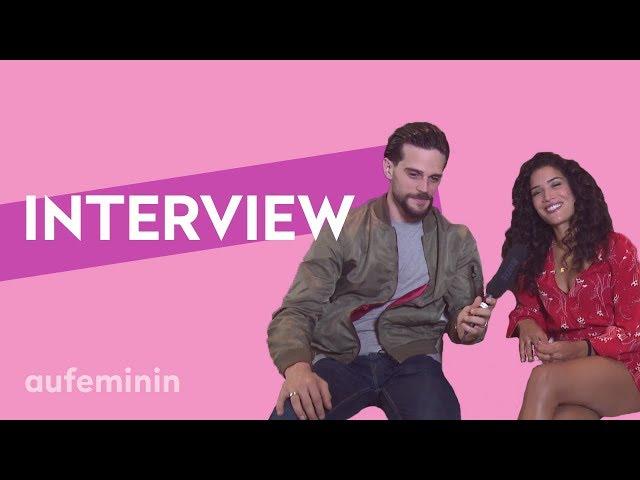 Kevin Mischel & Sabrina Ouazani de Break | Interview | AUFEMININ