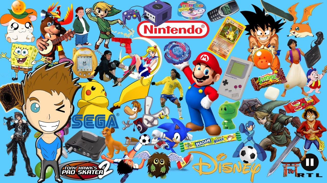 Die 90er Kindheit