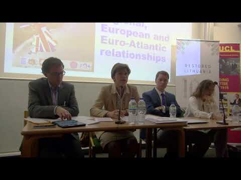 Baltic Symposium 2018: Prospects in regional, European and Euro-Atlantic relationships