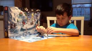 Gambar cover JamesTube HD Lego Star Wars Advent Calendar 2014