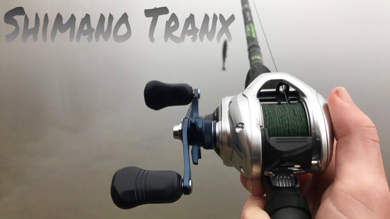 0a24e9dec4f Field Testing the Shimano Tranx - YouTube