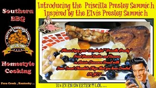 Priscilla Presley Peanut Butter & Banana Sandwich ...