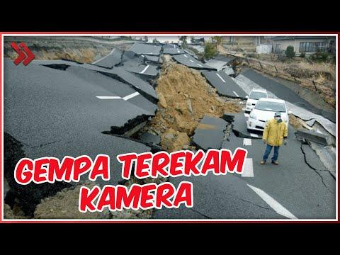8 Gempa Bumi Terdahsyat Yang Tertangkap Kamera