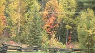 Changing Seasons in Madawaska Valley Ontario