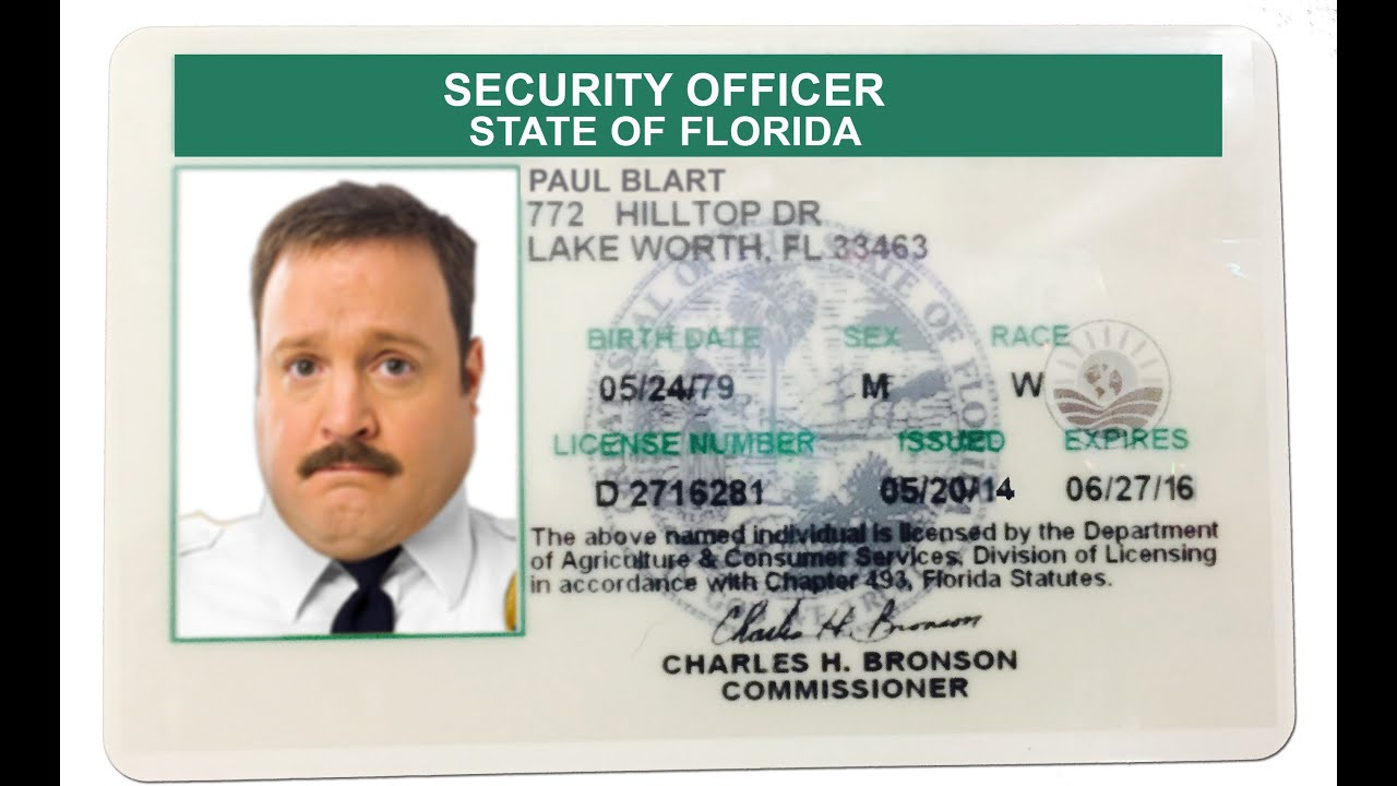 How Your License Security To - Florida Check Youtube