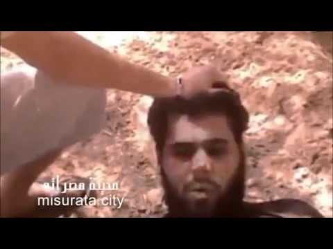 Réalité des prisons des Rebelles en Libye