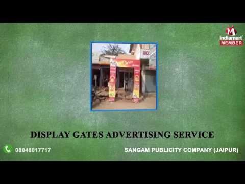Printing And Advertising Service by Sangam Publicity Company, Jaipur
