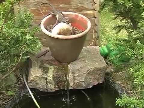 как сделать воду прозрачной
