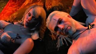 Ведьмак 3. Секс с Кейрой в 4K (PC, Rus, 2160p)