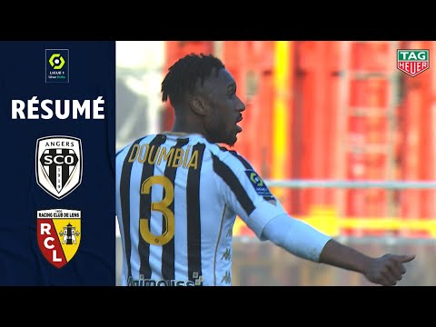 Angers Lens Goals And Highlights