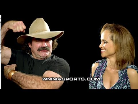WMMA's Don Frye + Karyn Bryant on Beer, Brunettes and Man Problems