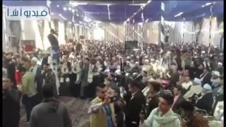 بالفيديو .انهاء خصومة ثأرية بحضور مساعد وزير الداخلية لمنطقة وسط الصعيد
