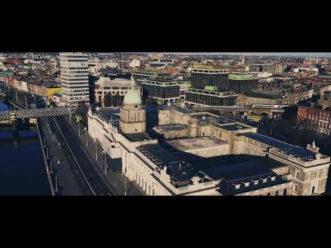 Dublin: From Above - Episode 3  Dji Mavic Mini