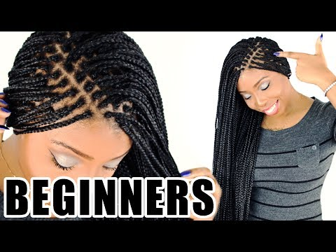 30 Inch MICRO BRAIDS! | Small Box Braids