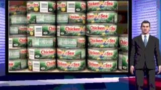 CNN -- Consumer News Network -- Chicken of the Sea tuna recalled RC