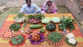 Bengali Khichuri Farm Fresh 19 Types Vegetable Hotchpotch Recipe Vegetable Khichdi For Orphan Kids