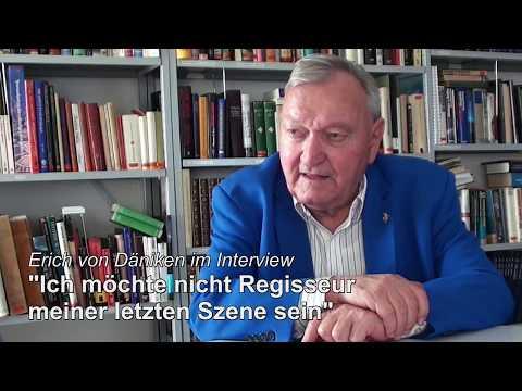 Erich von Däniken im Interview - Trailer (2017)