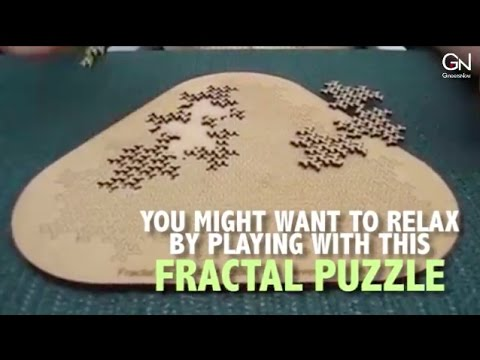 Fractal Puzzle Gineersnow