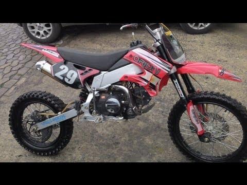 Dirt Bike [Orion AGB 29] - YouTube