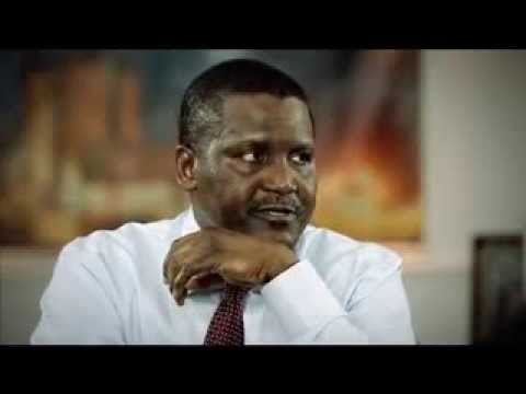 MTV Base Meets Africa's Richest Man  Aliko Dangote