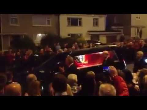 Anthony Foley comes home