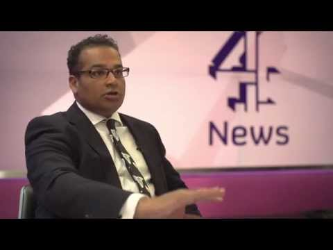 Krishnan Guru-Murthy talks about his Oxford experience
