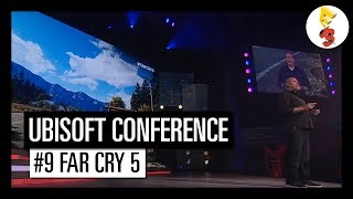 [9/10] Far Cry 5 - Ubisoft E3 2017 Conference