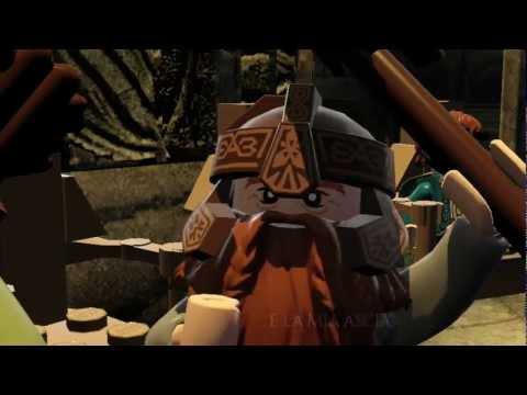 LEGO Il Signore degli Anelli - Trailer di lancio ITA