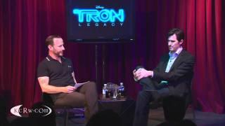 TRON: Legacy Soundtrack - KCRW's Jason Bentley With Director Joseph Kosinski (part 2)
