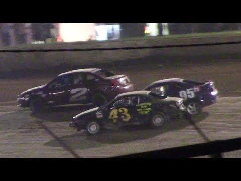 Challenger B-Main One | Eriez Speedway | 9-23-17