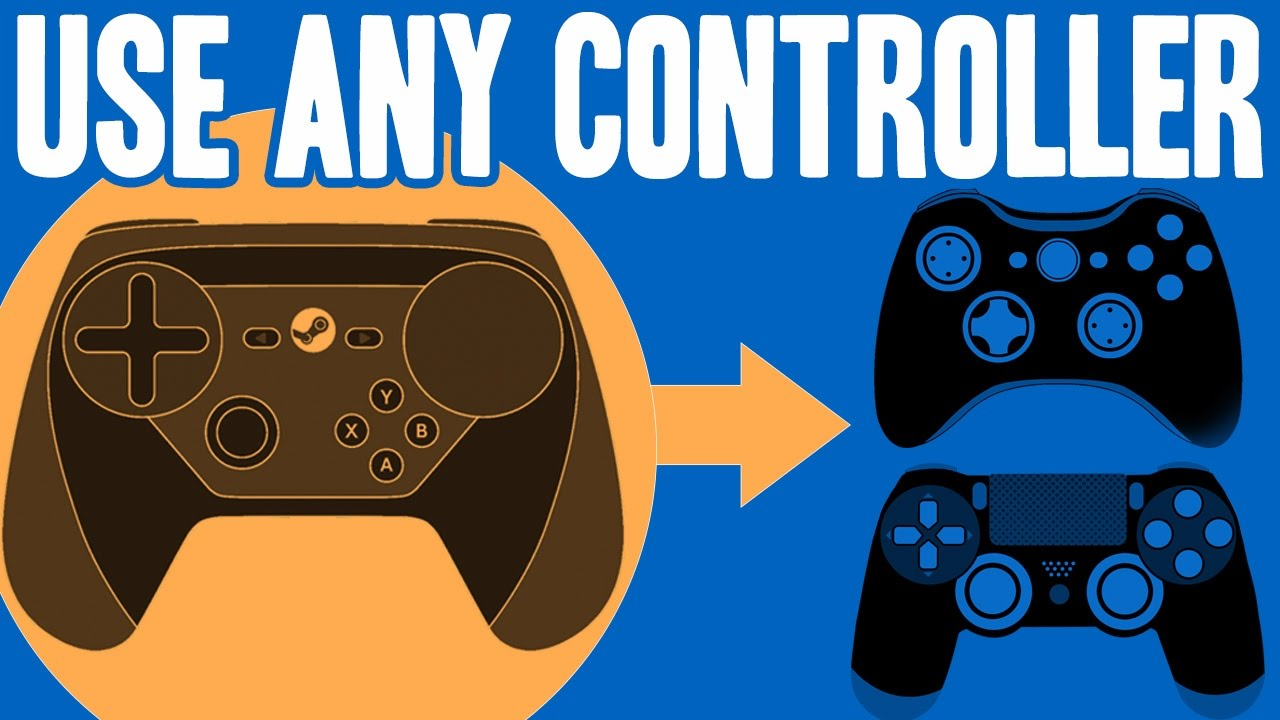 Steam Update: Use Any Controller, Not Just Steam ...