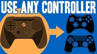 Video Steam Update:  Use Any Controller, Not Just Steam Controller (think Xpadder on STEROIDS) Xbox, PS4 download MP3, 3GP, MP4, WEBM, AVI, FLV Oktober 2018